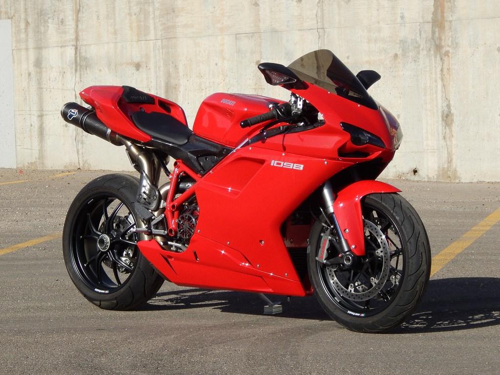 Brazeau Racing Ducati Superbike 1098